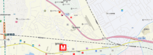 マツダドライビングスクール 地図