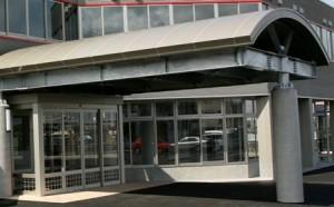 マツダドライビングスクール 入口