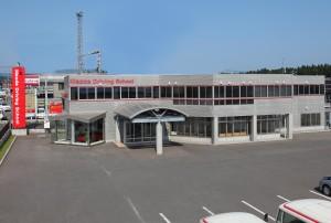 株式会社マツダドライビングスクール青森 外観 建物