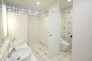 マツダドライビングスクール トイレ